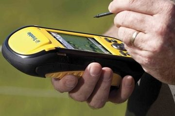 GeoExplorer 5 Series Handhelds