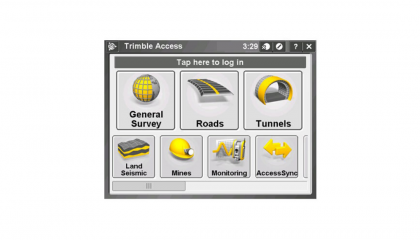 Trimble Access Services