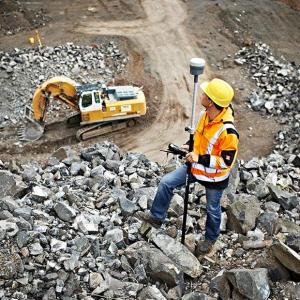 TrimbleR10 app TSC3 S6 mine survey 345 0